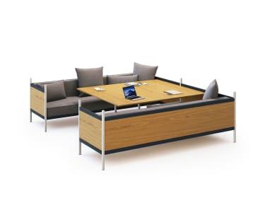 Grid Meeting Table