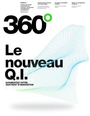 Magazine 360 Le nouvel IQ