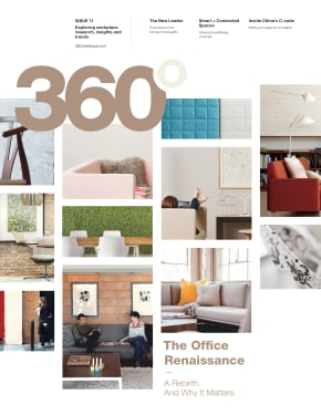 The Office Renaissance 360 Magazine Issue 71 Cover