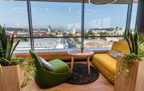 Cluj-Napoca Business Center, Romania
