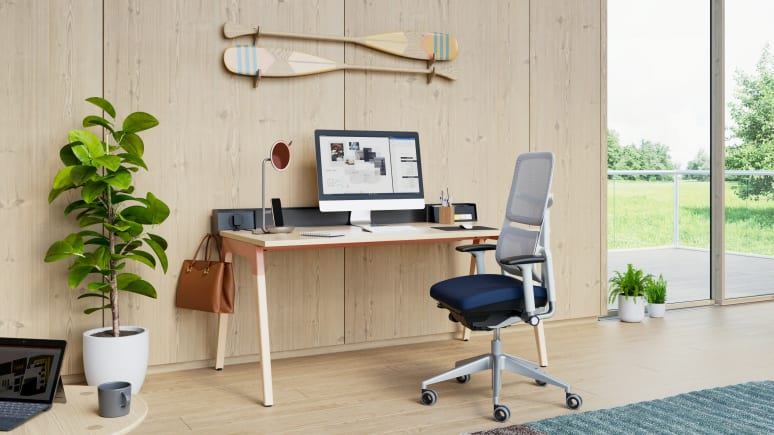 EMEA What's New Fall 2021 - Work-Life Nook environment