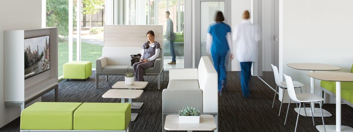 Healthcare Furniture Cal Office, Pediatric Office Furniture