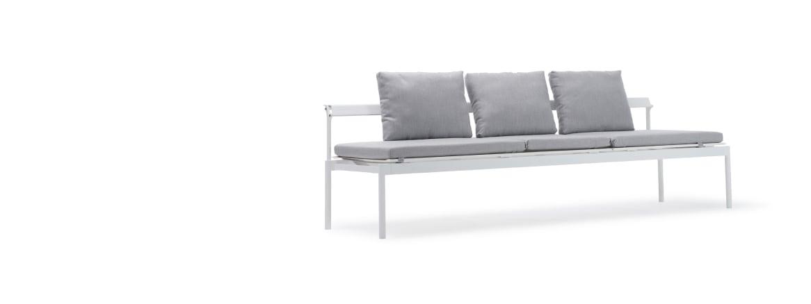 Sol Luna Sunbed seating
