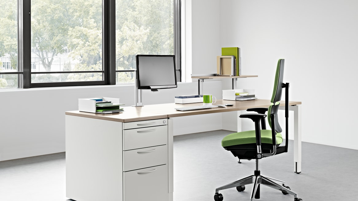 open space work environment - Implicit