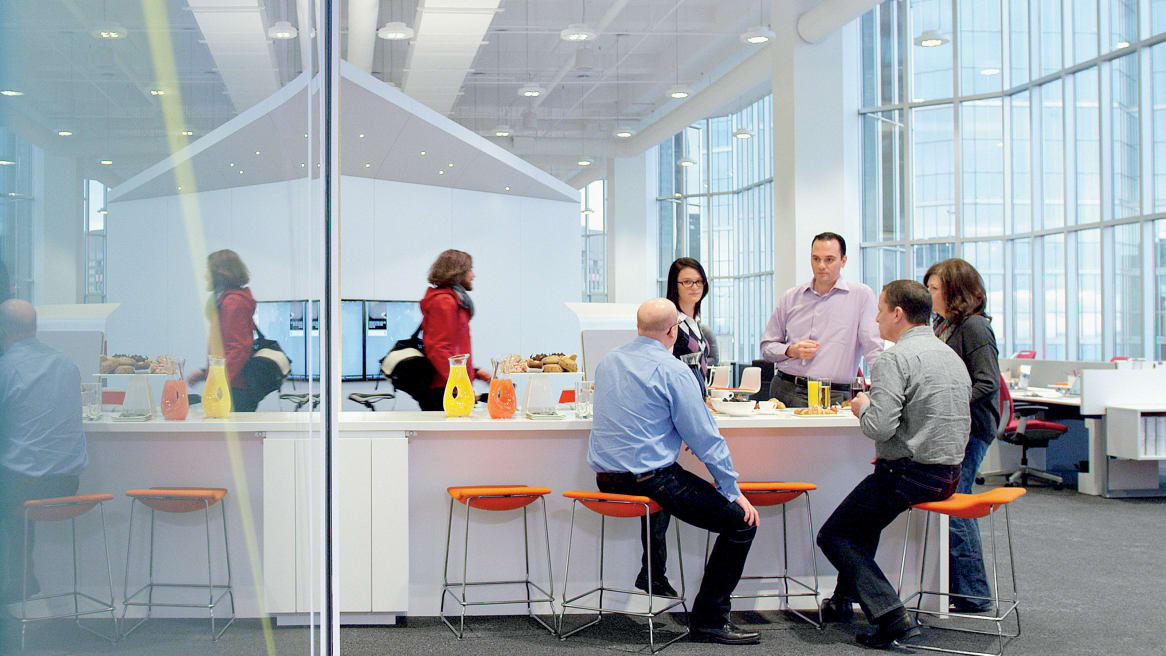 360 magazine building wellbeing into the workplace