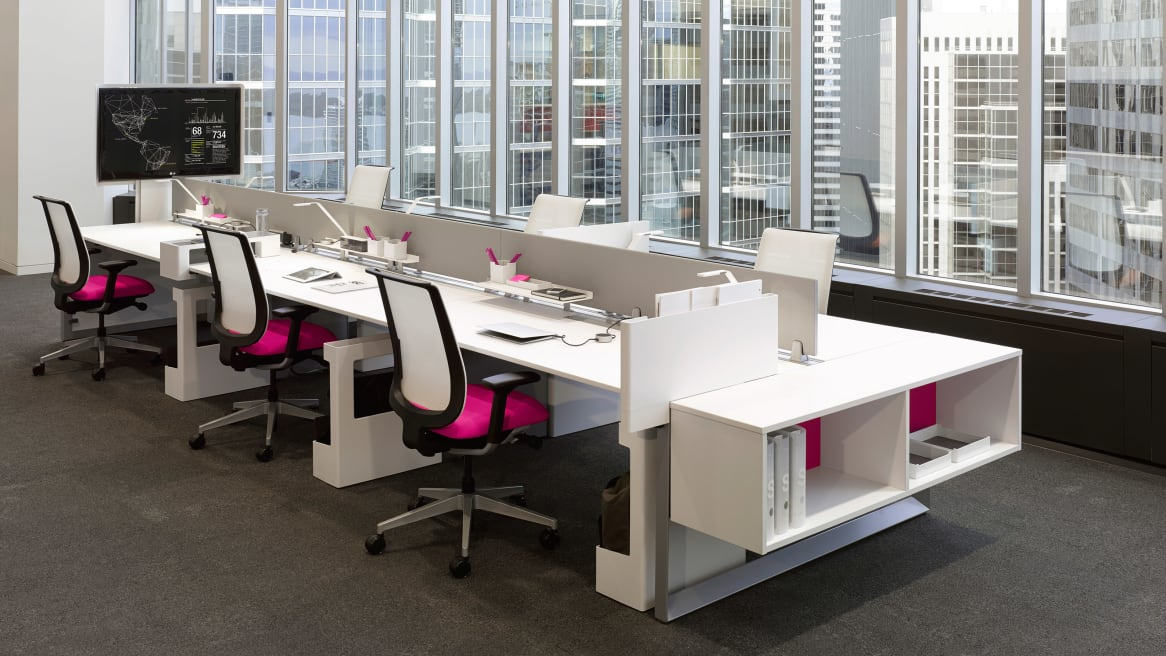 Reply Desk Chairs at desks