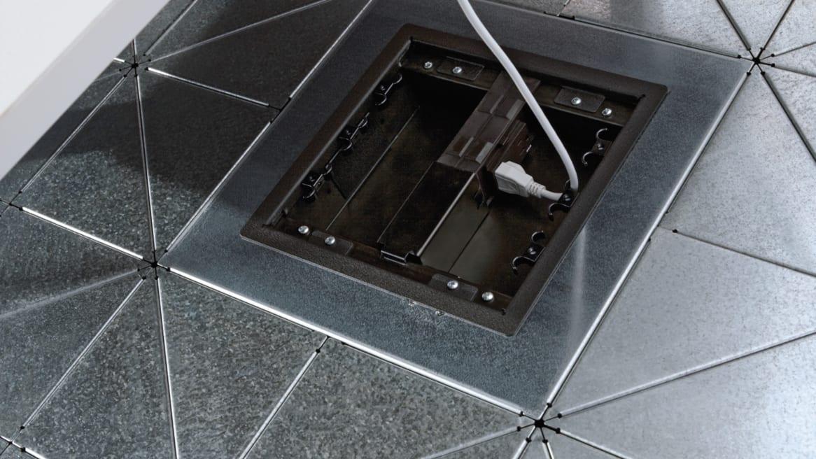 Underscore under floor power solutions