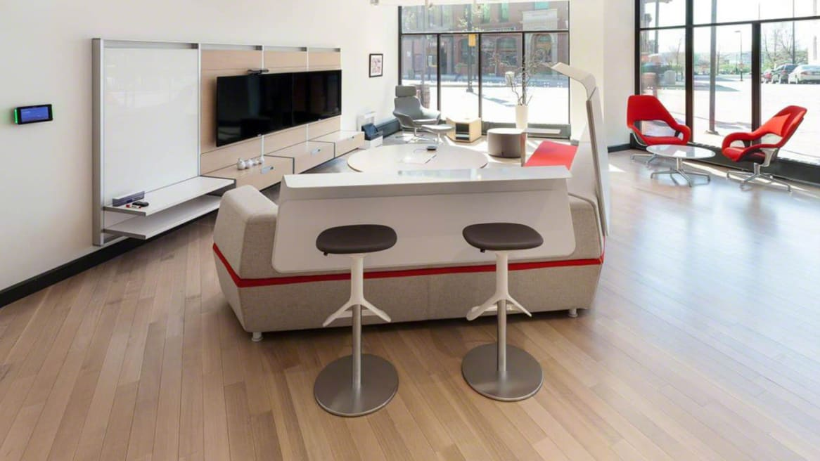 More than 750 Steelcase Dealers Around the World
