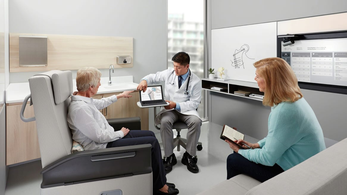 360 magazine redesigning the exam room for mutual participation