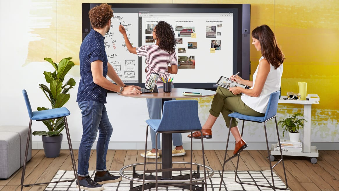 Ideation Hub, Creative Spaces