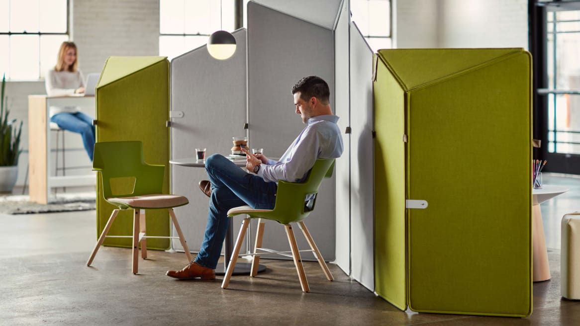 Shortcut Wood Chair by Turnstone