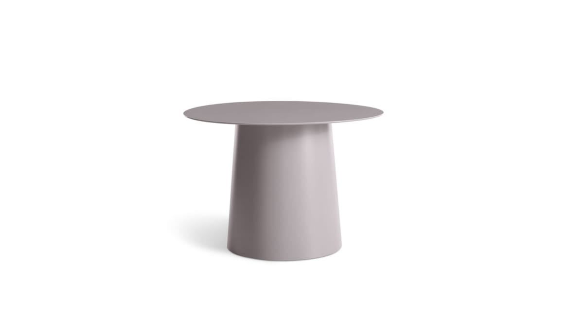 Circula Low Side Table On White