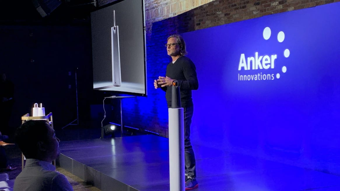 360 Magazine Anker NYC Event Features Steelcase Flex Mobile Power