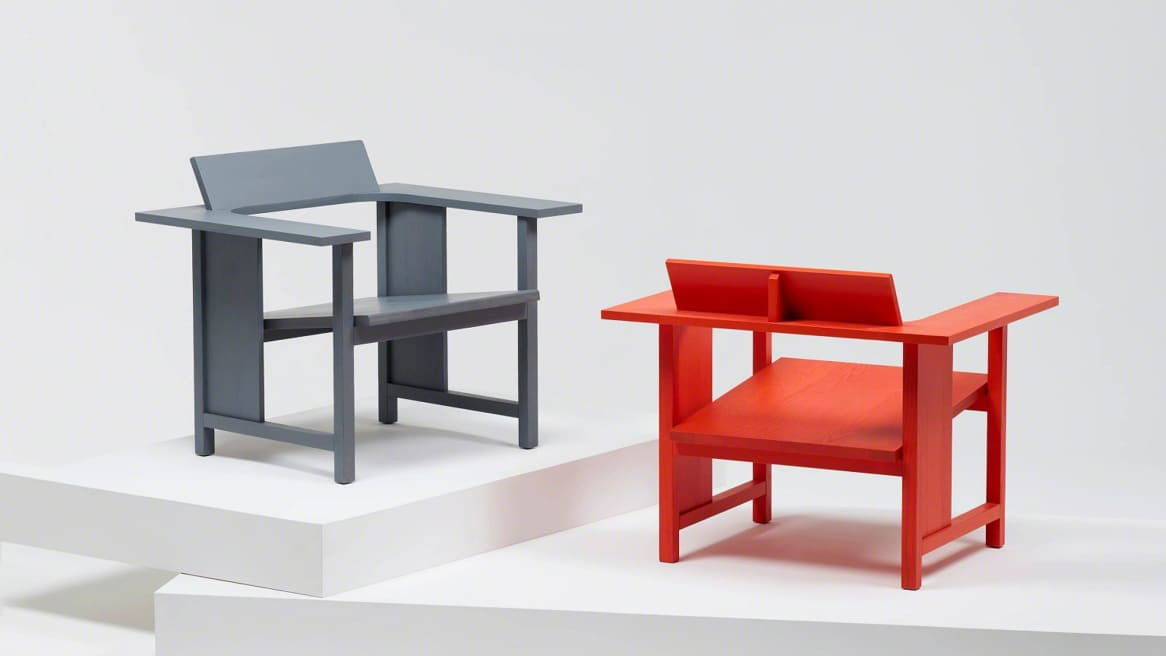 two single-seat Clerici benches