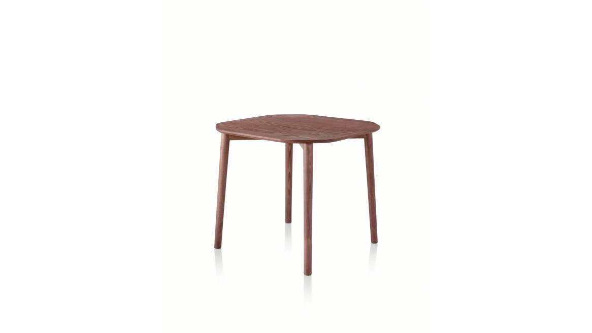 Tronco table on natural ash