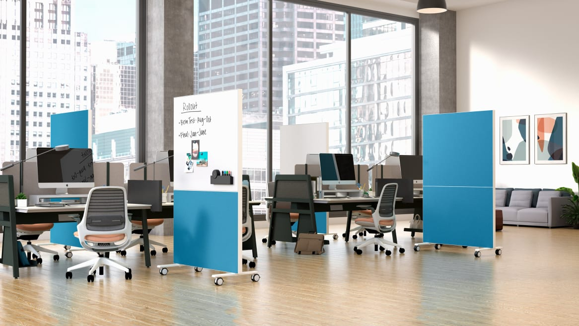 Work Environment with Textura Mobile