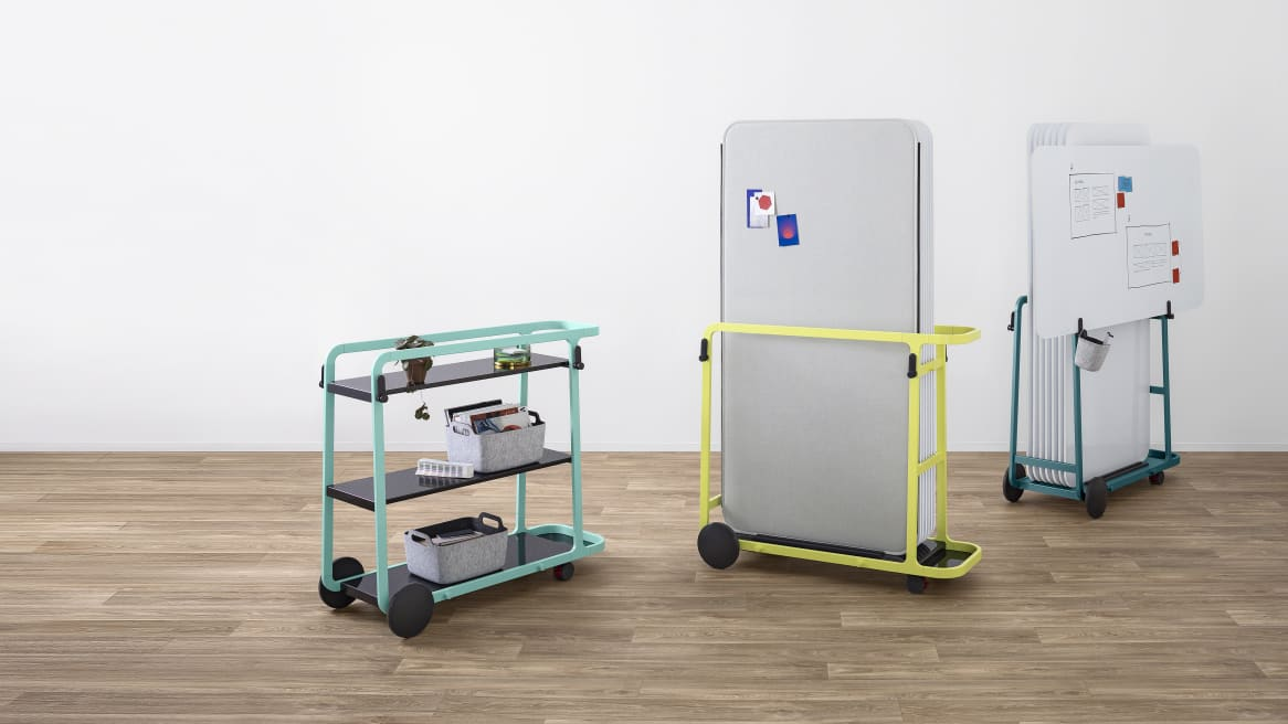 Steelcase Flex Cart