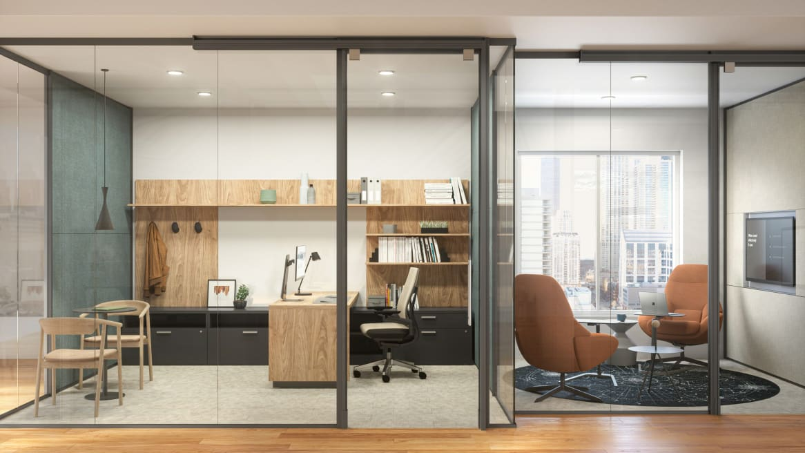 Currency Enhanced Private Office