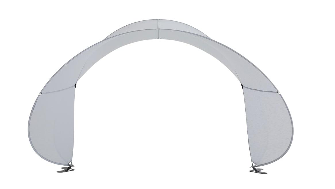 Overhead Tent