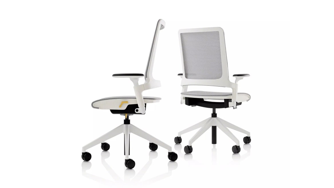 on white image of two kirn chairs