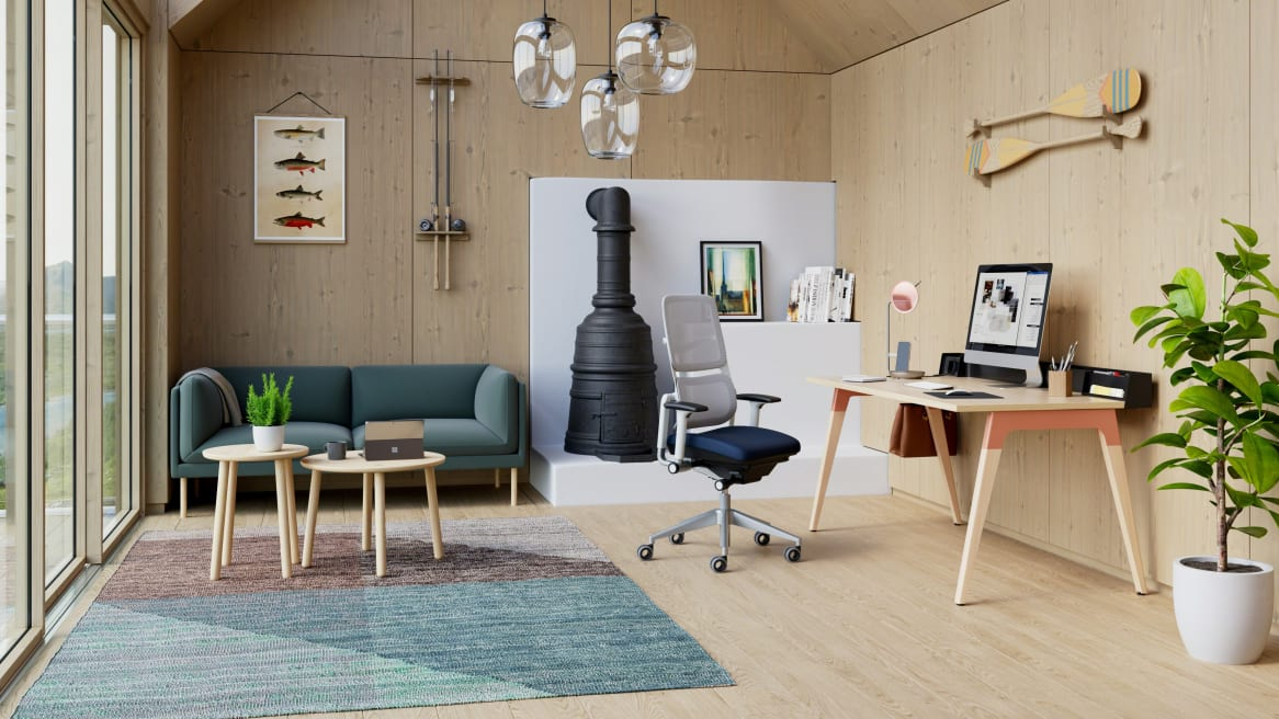 Please Comfortable Task & Desk Chairs - Steelcase