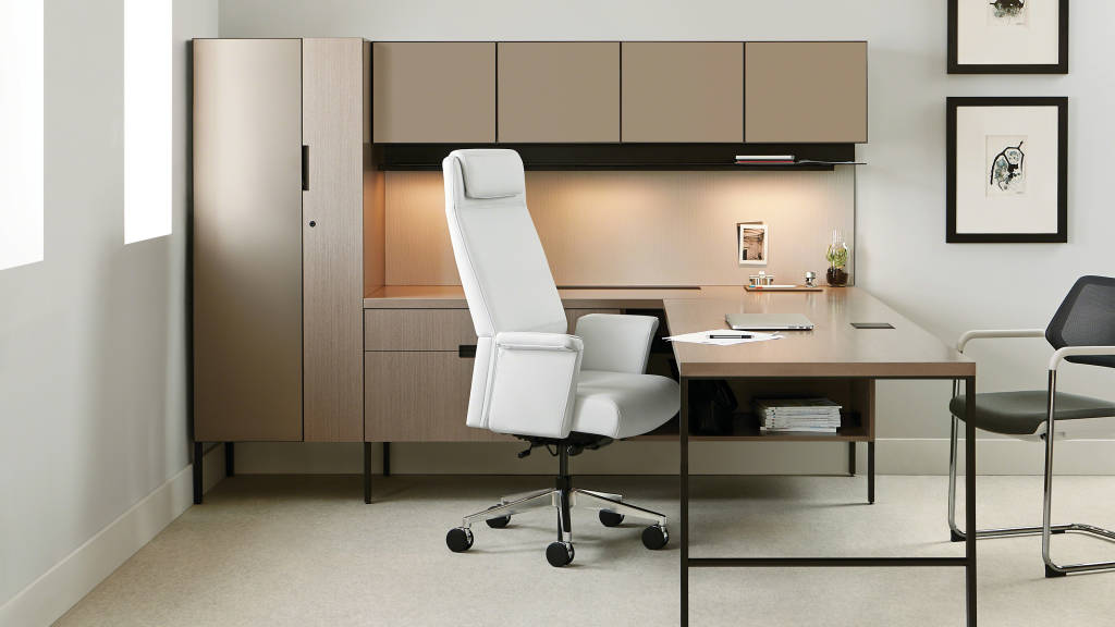 private office design leadership steelcase