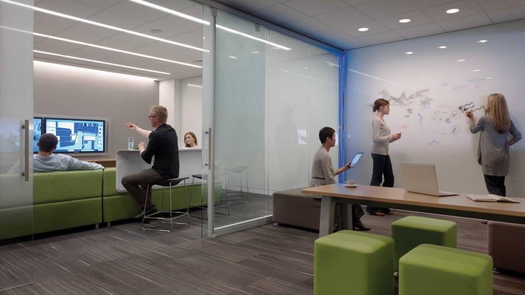 what type of work environment brings out your best performance