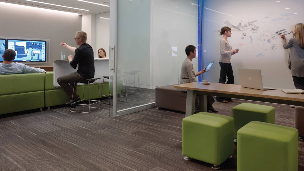 WorkCafe - Steelcase Global Head Quarters