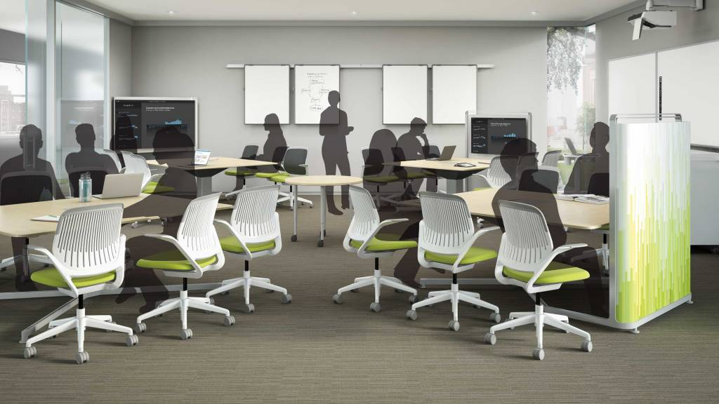 Modern Classroom Seating ~ Class can i have your attention active learning spaces