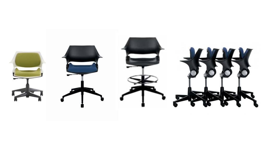 Steelcase Swivel Chairs