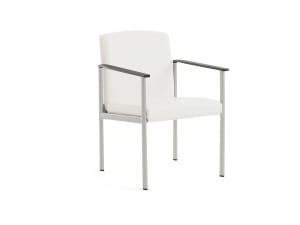 Aspekt Guest Chair on White