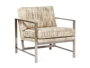 West Elm Work Metal Frame Chair