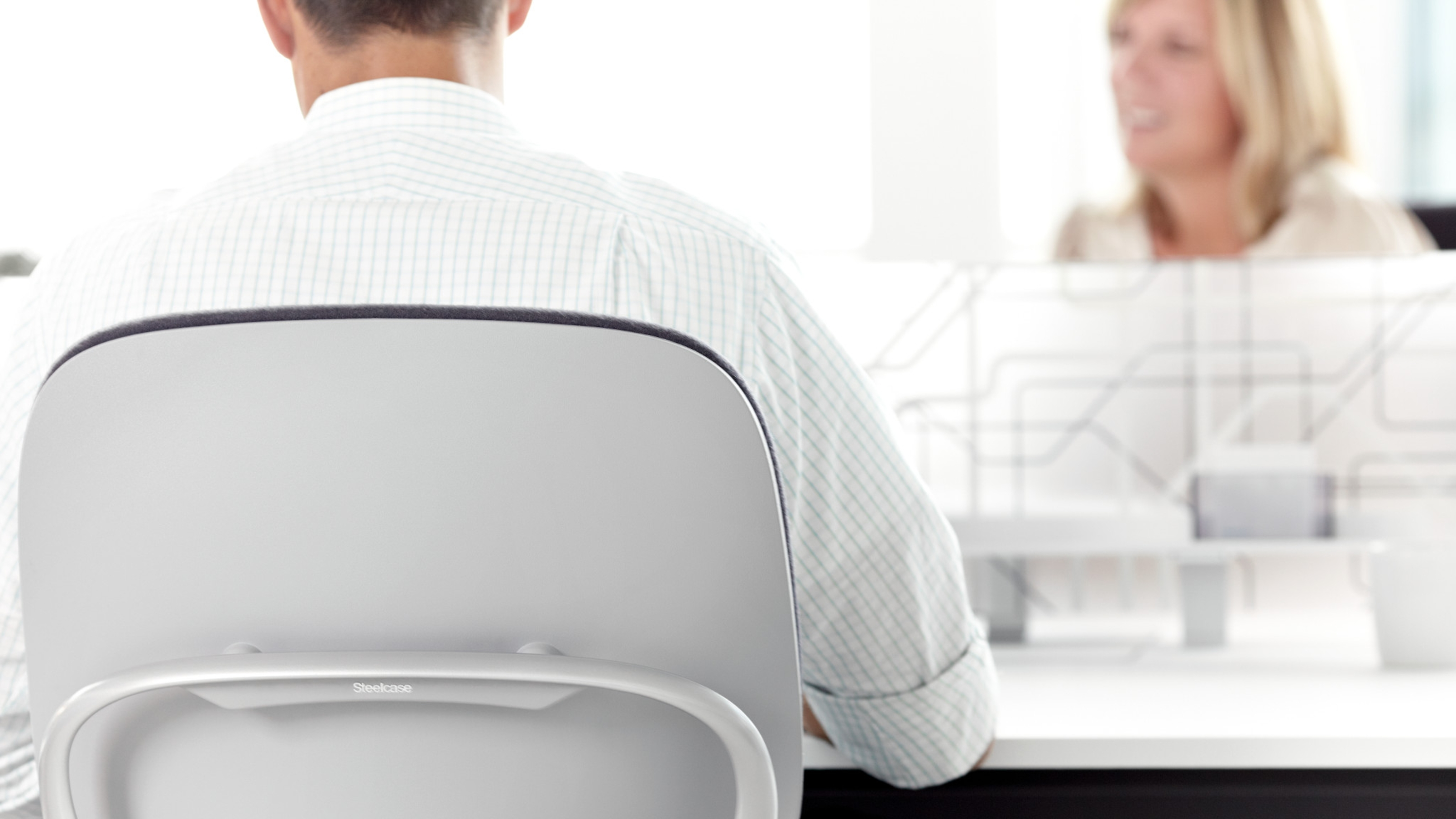 Leap fice Chair & Workspace Seating Steelcase