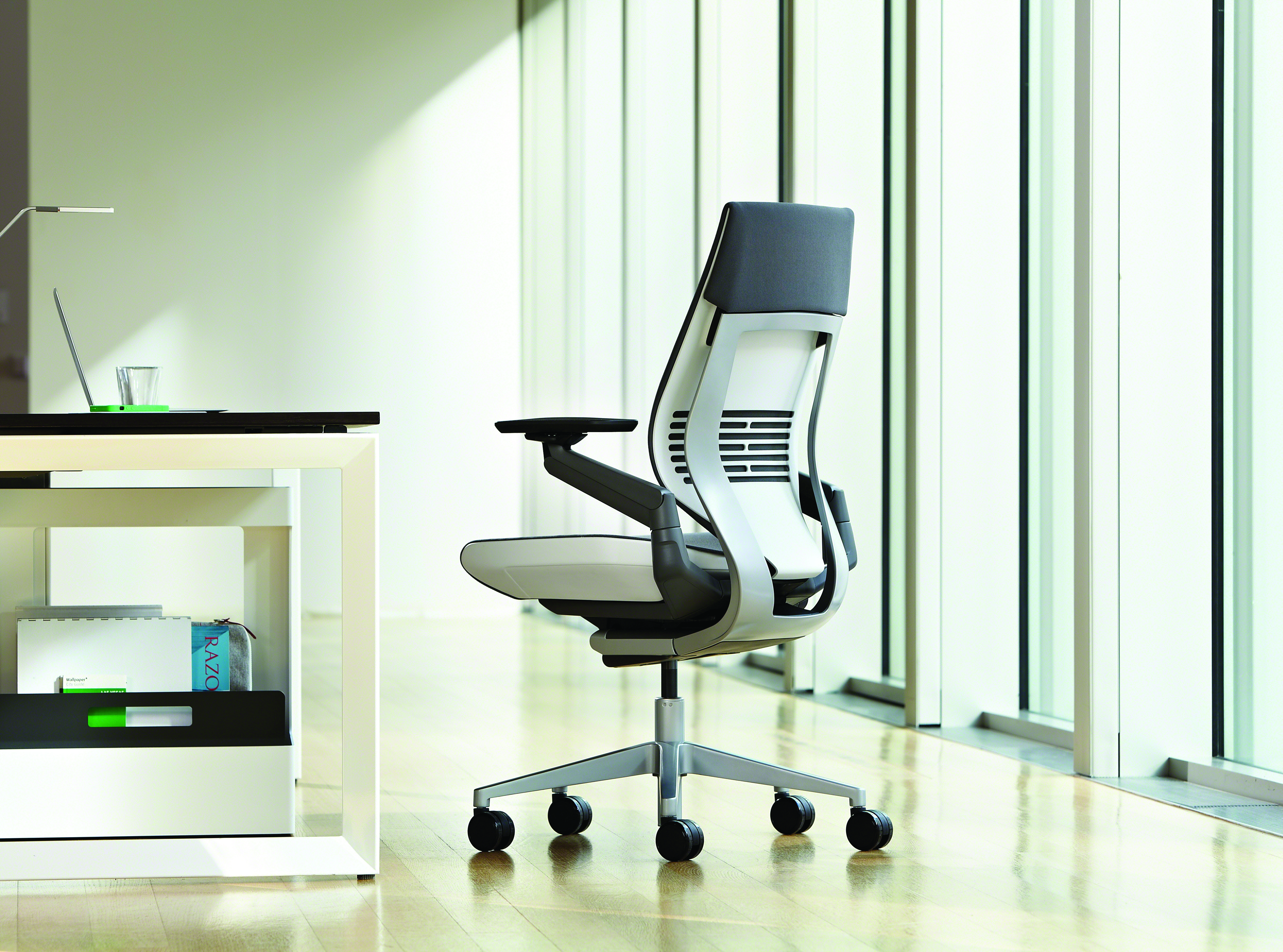 Steelcase office furniture solutions education for Chair new design