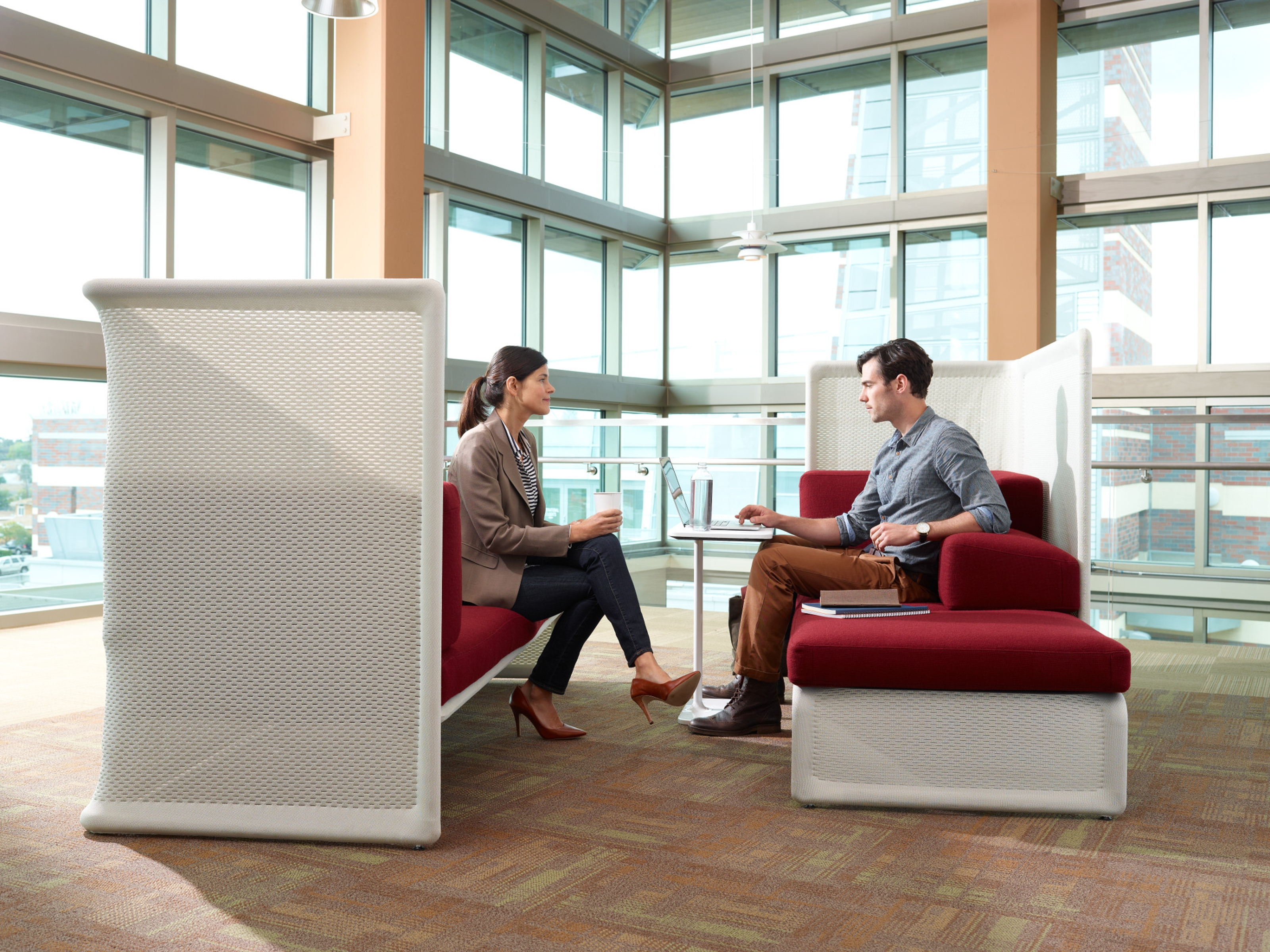 Coalesse Lagunitas Lounge Seating - Steelcase