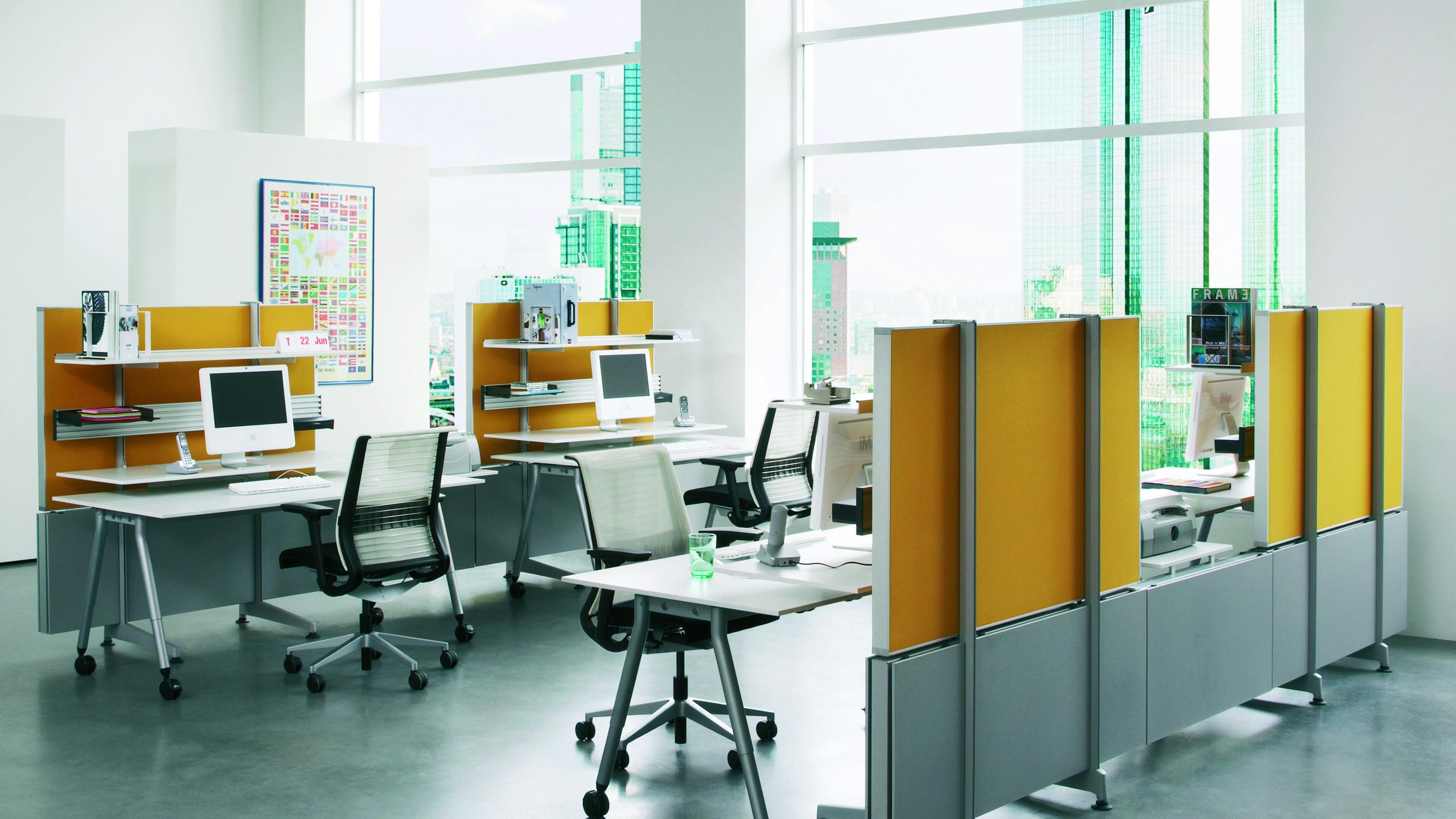 Freewall parois indépendantes pour bureaux et espaces de travail