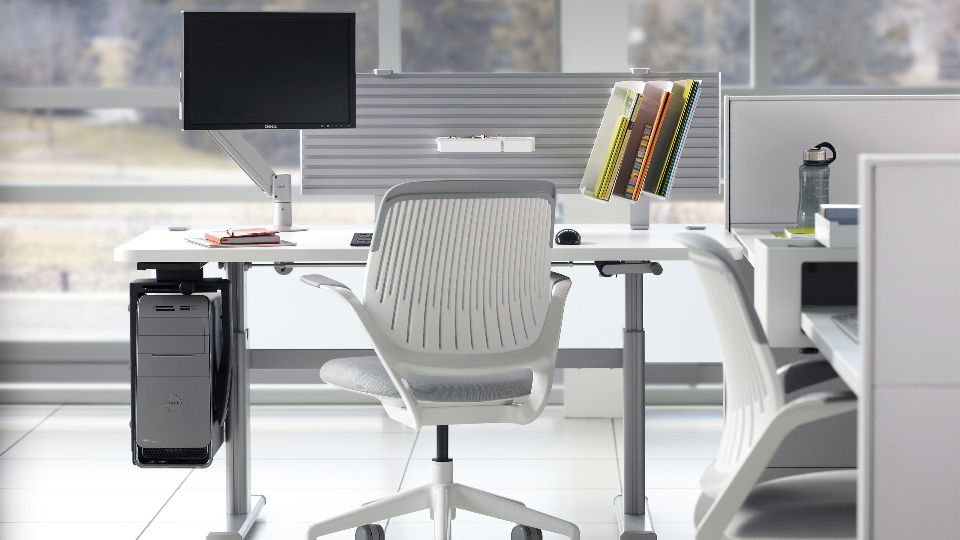 Series 3 Ergonomic Adjustable Work Tables