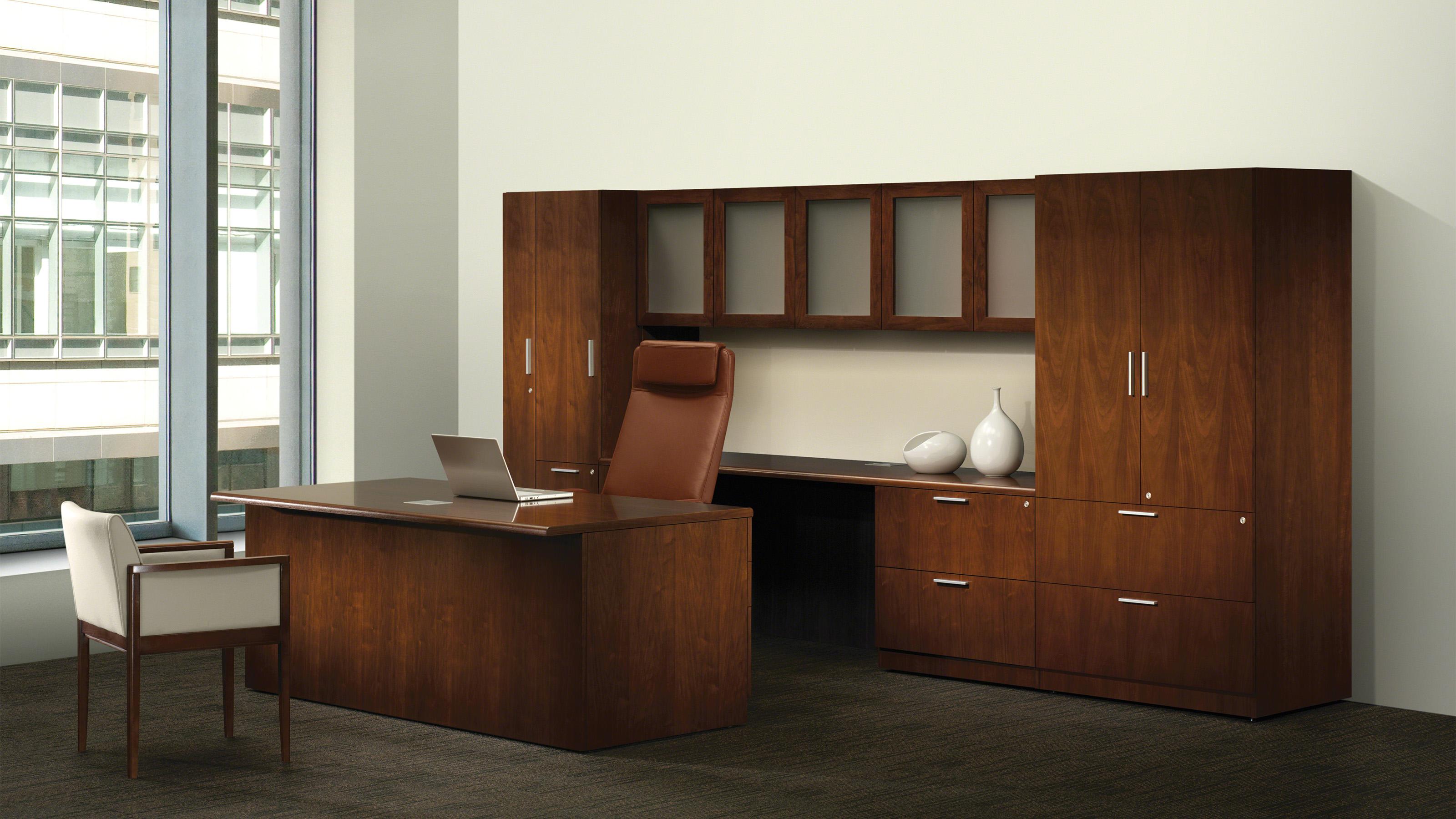 Walden Storage Casegoods & Office Desks
