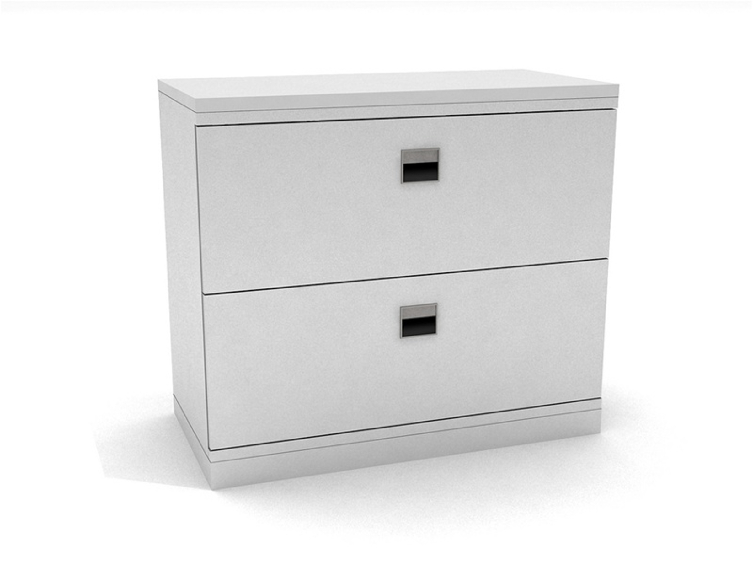 Datum C2 Office Storage Lateral File Cabinet Steelcase