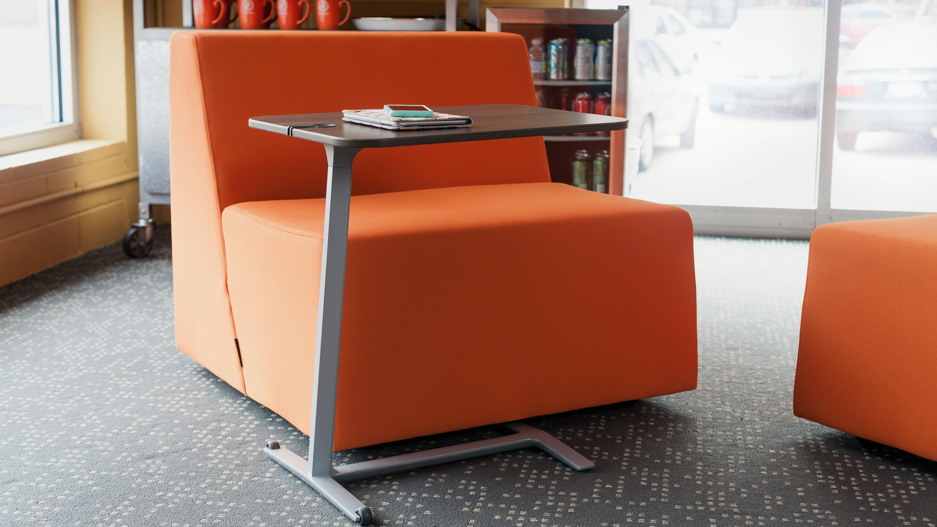 Turnstone Mobile Campfire Skate Table Steelcase