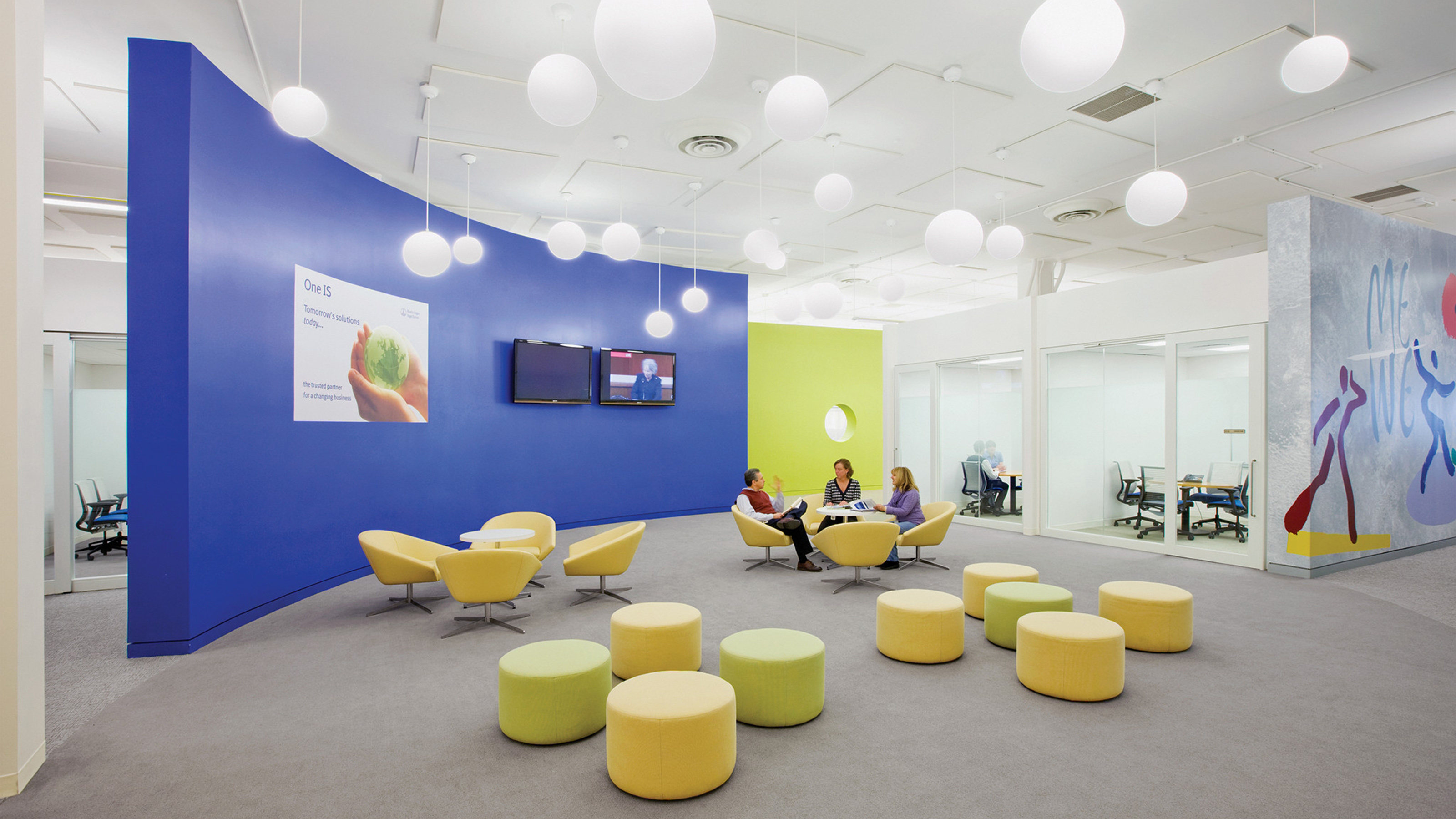 Boosting workplace wellbeing steelcase for Office design wellbeing