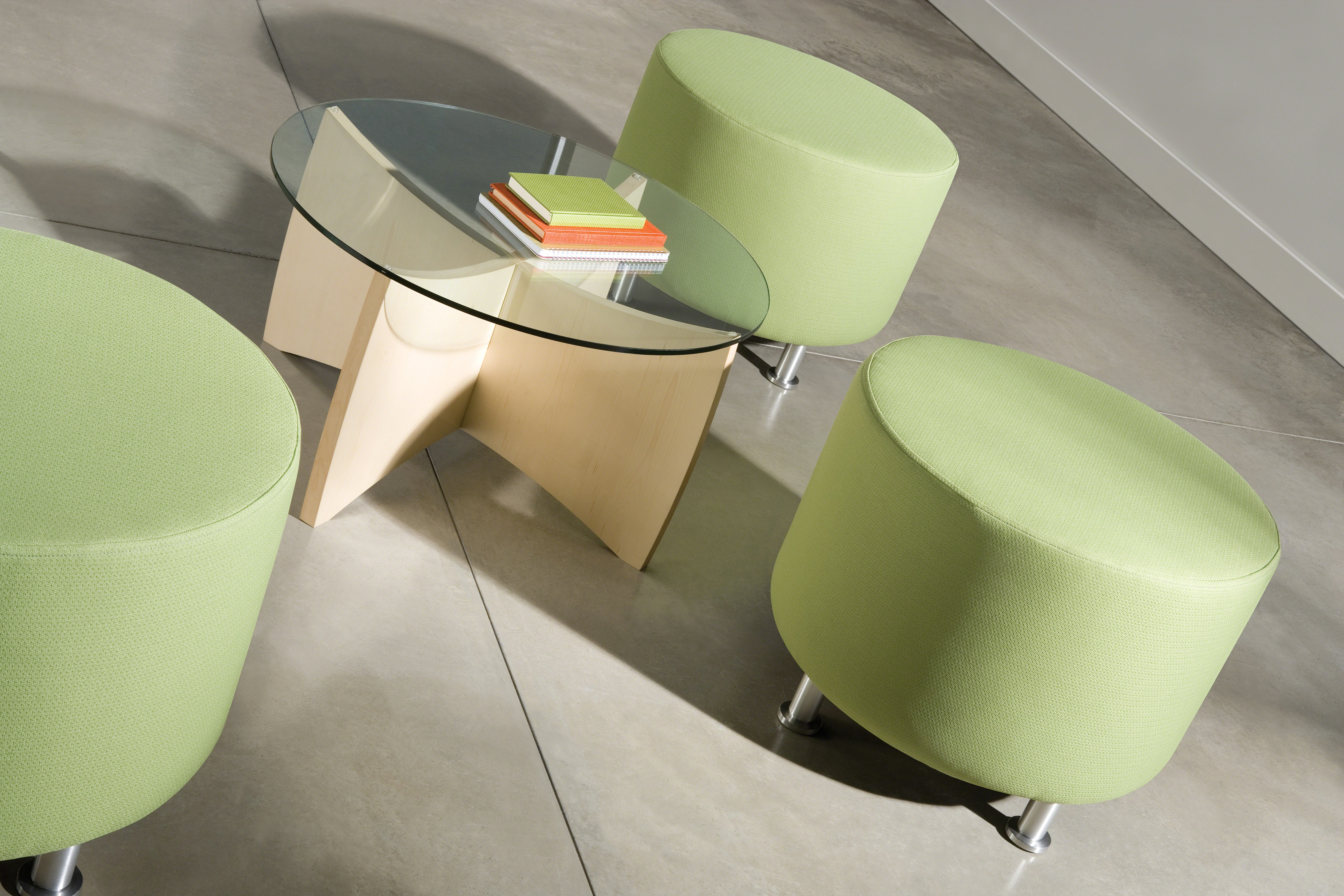 Turnstone Alight End and Coffee Tables Steelcase