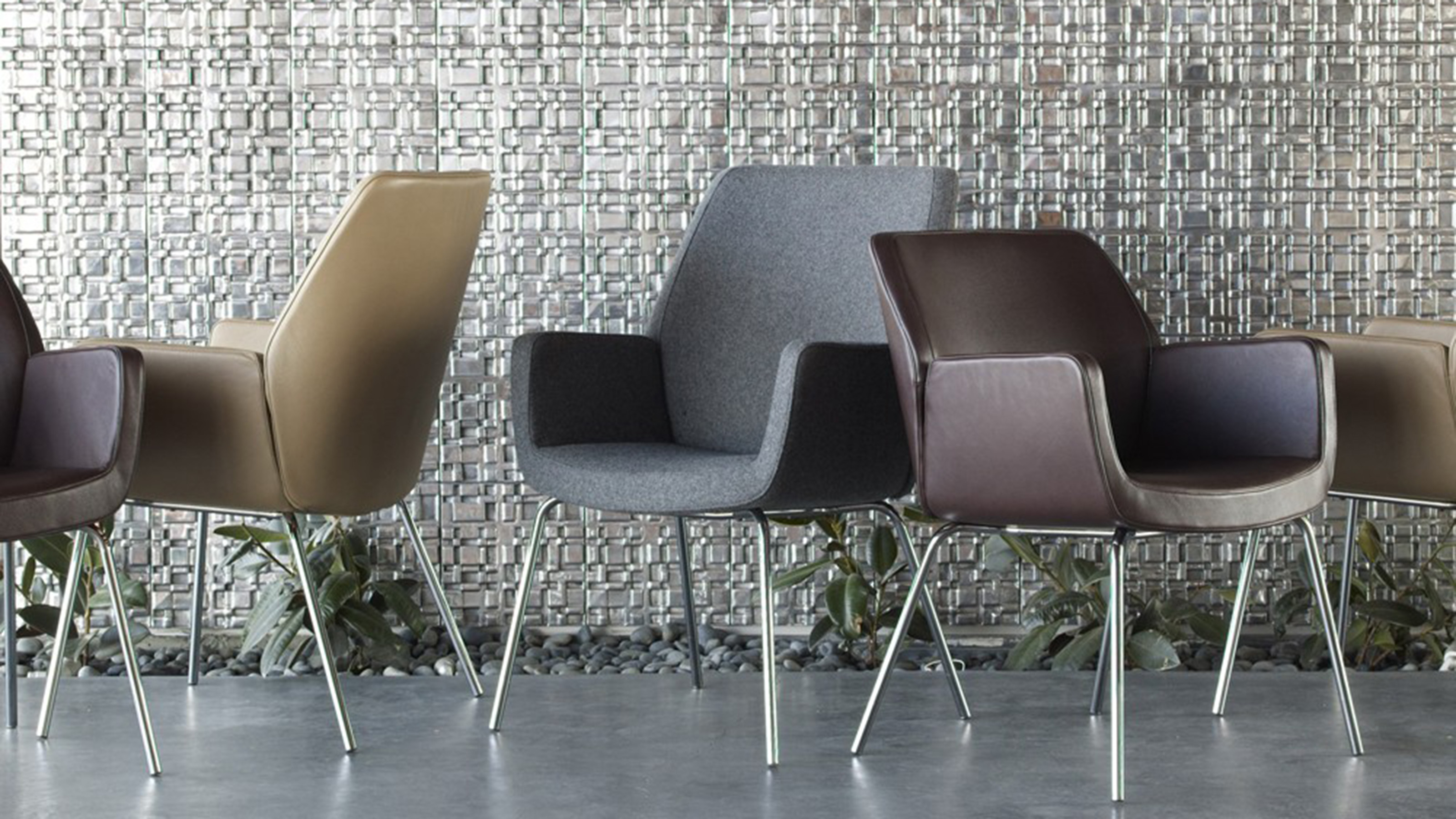 Coalesse Bindu Luxury Office & Guest Chairs - Steelcase
