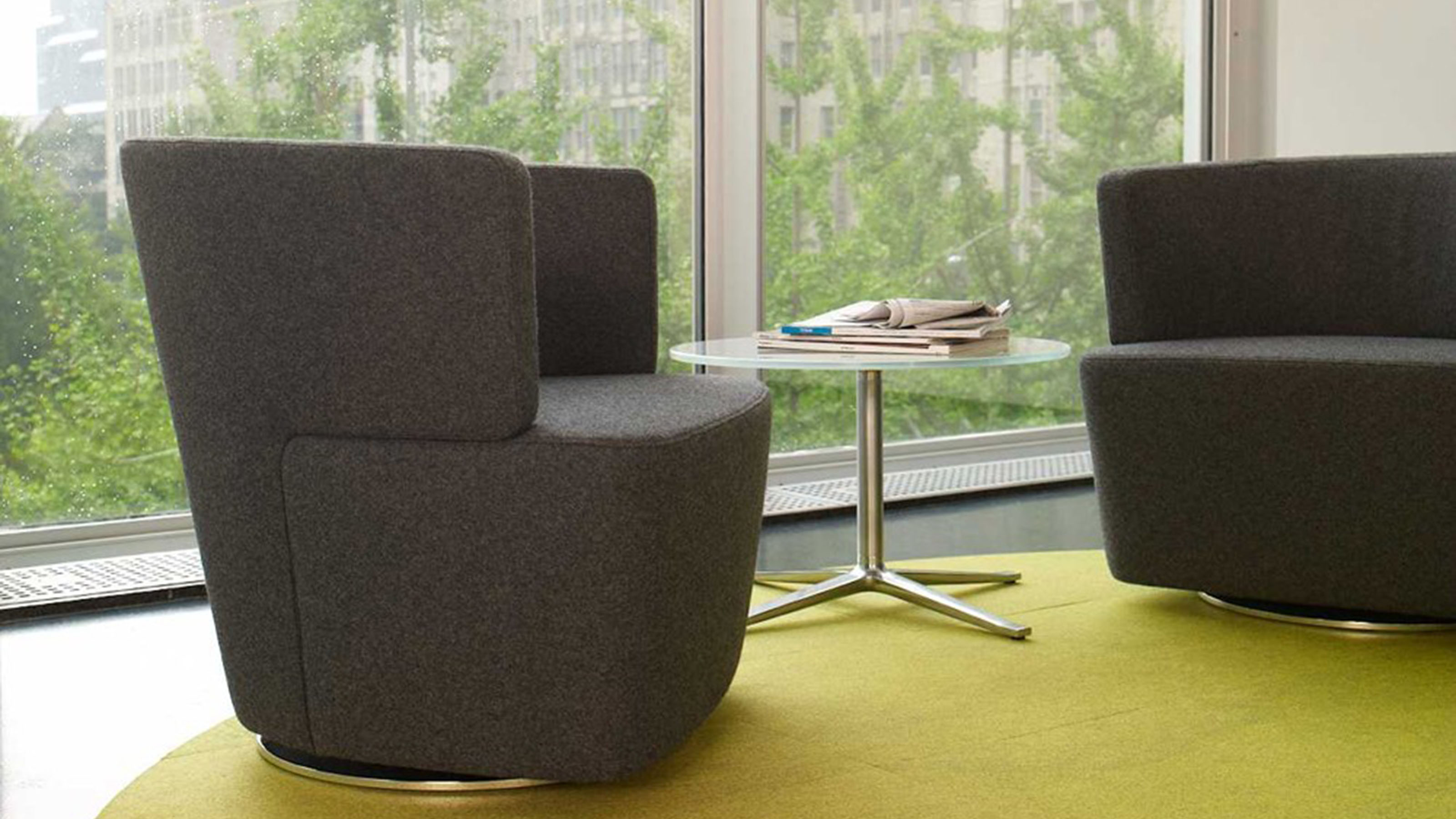 joel lounge chair from coalesse steelcase