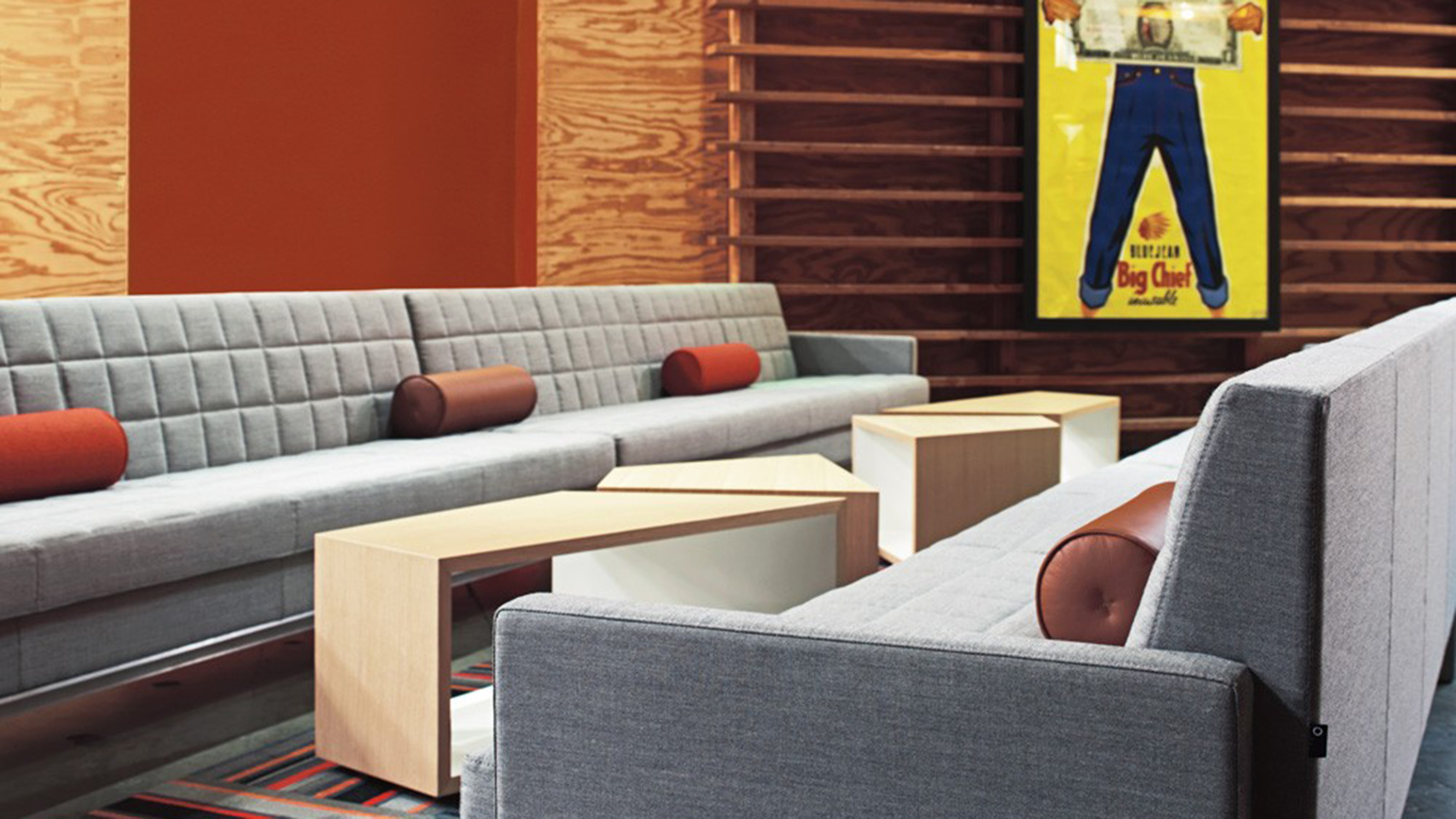 Millbrae Contract Lounge By Coalesse Steelcase