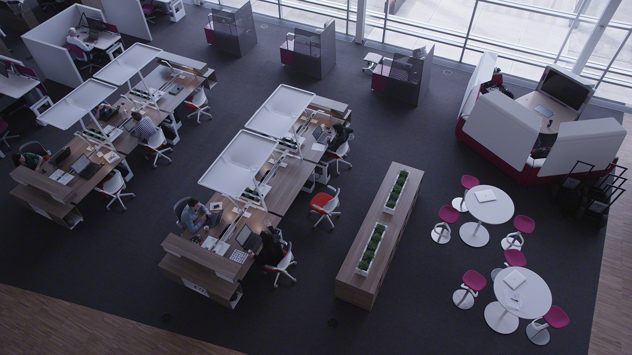 Space Planning Ideas & fice Layouts Steelcase