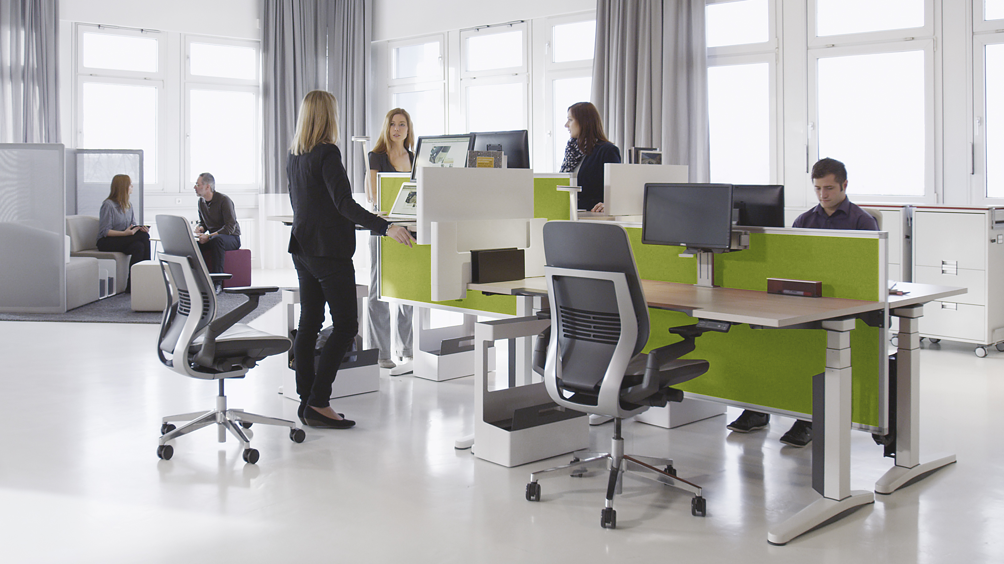 Office Furniture Chairs And Tables steelcase - office furniture solutions, education & healthcare