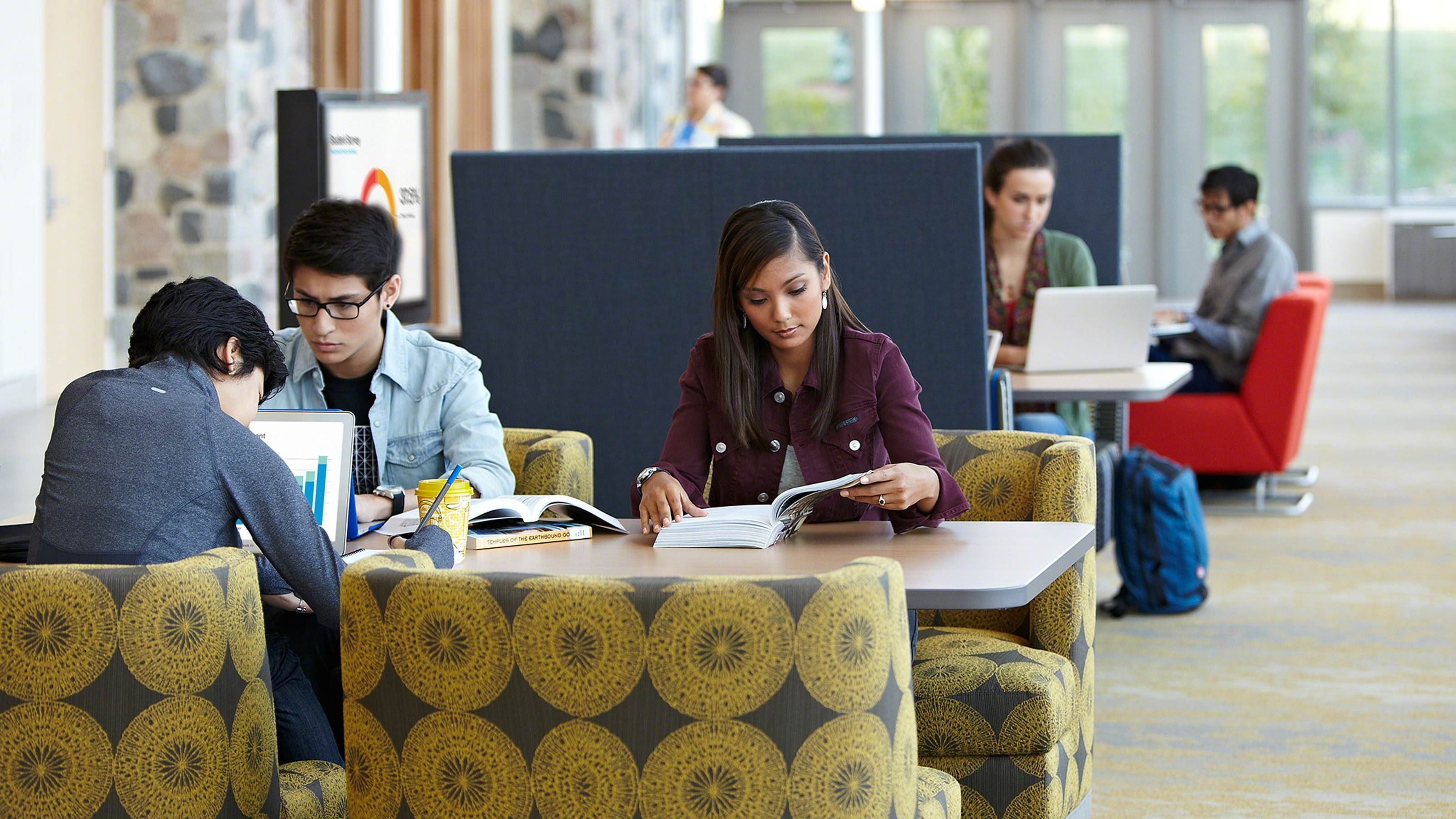 Classroom Design Grants ~ Application design ideas and research for libraries