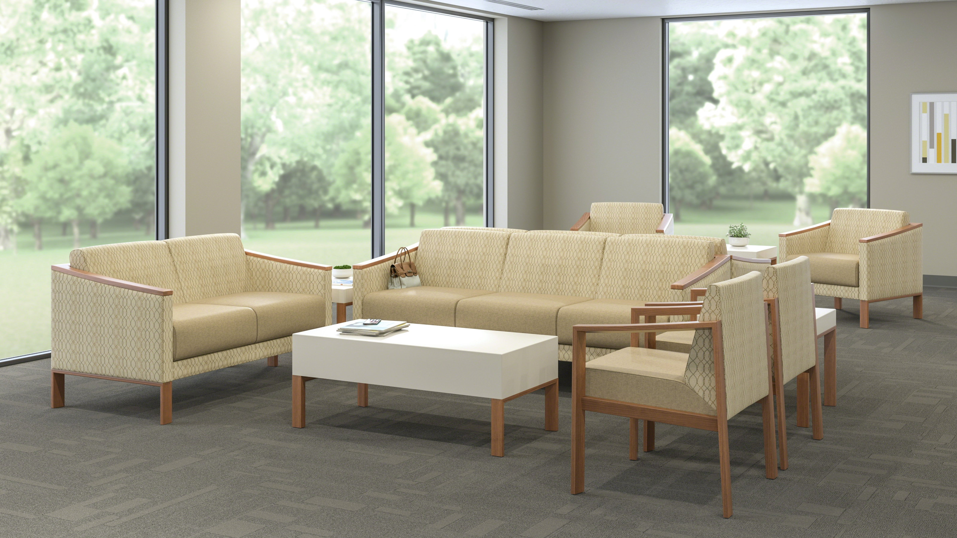 Tava Lounge Seating & Contemporary Tables Steelcase Health